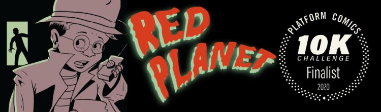 Red Planet Banner CBSite